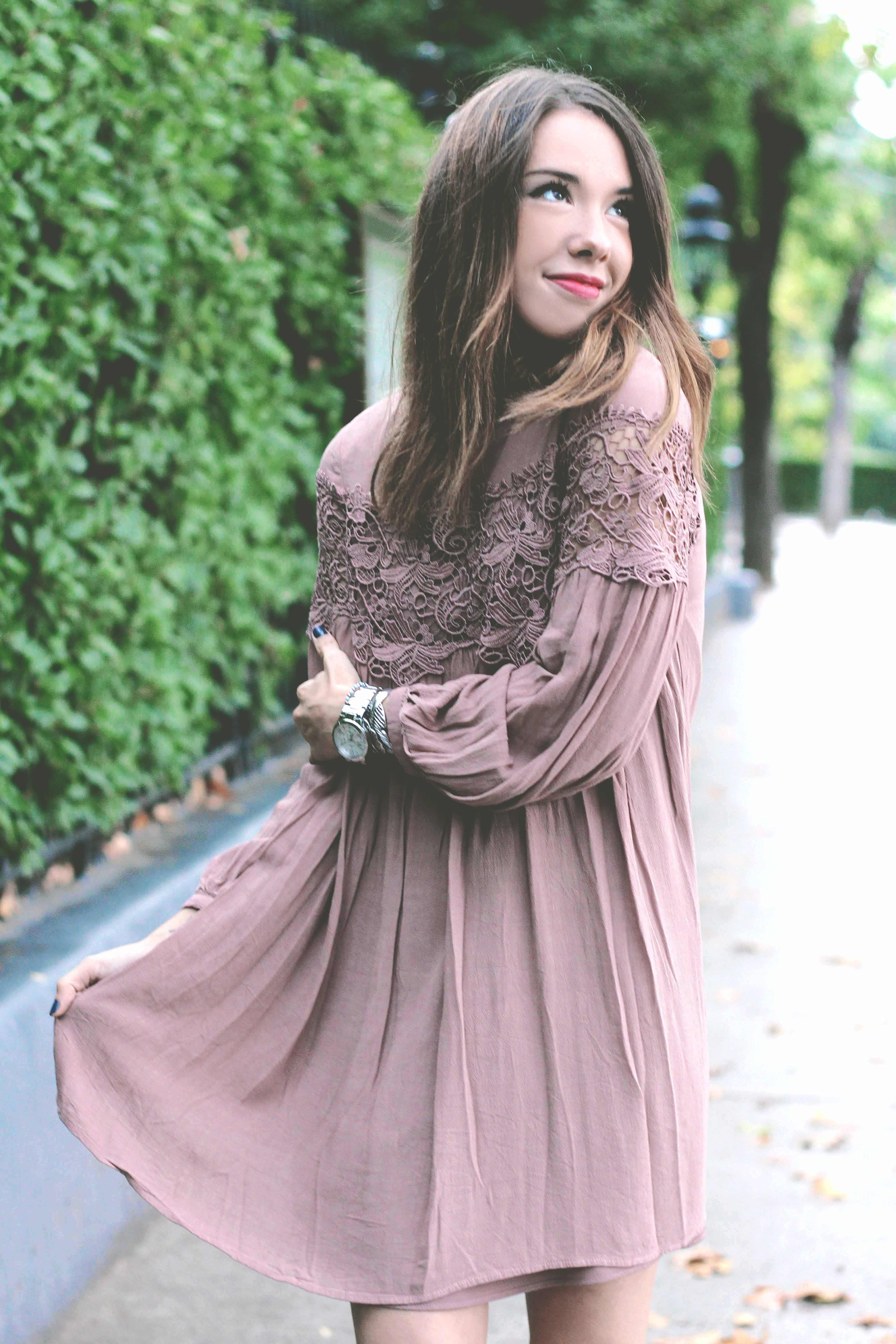 outfit vestido myredspirit