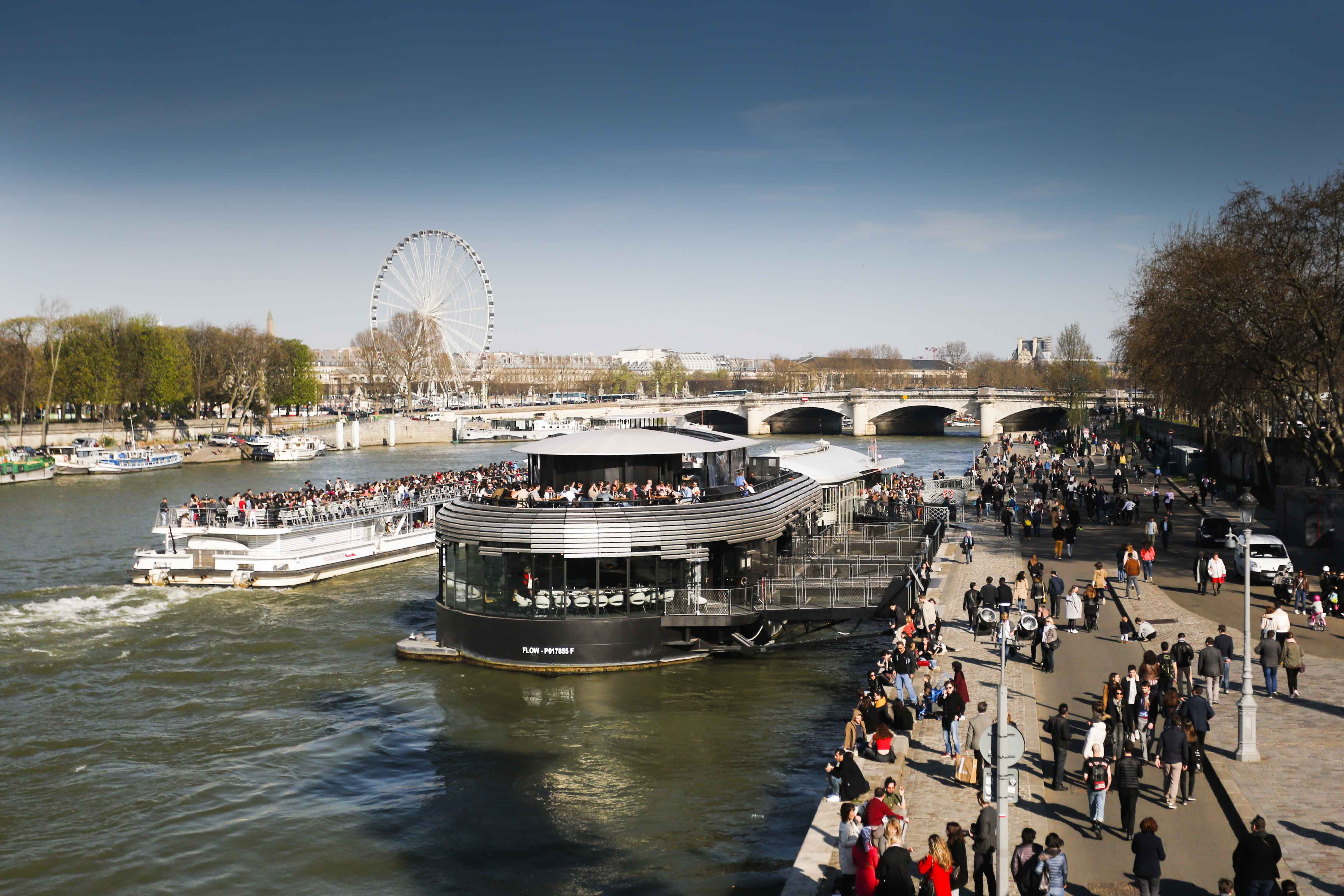 RUNMYPARIS143 ©Aurélien Vialatte, Office du Tourisme et des Congrès de Paris, Atout France